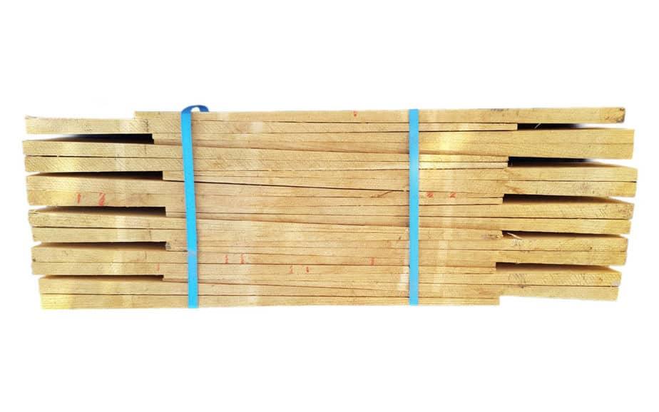 Dachschindel Holz rechteckig Holzschindel